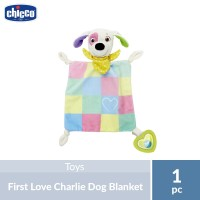 Chicco First Love Charlie Dog Blanket