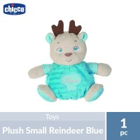 Chicco Plush Small Reindeer Blue
