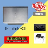 Laptop DELL Latitude E6330 Core i5-3340M Ram 4GB Bonus Meja dan Mouse