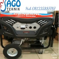 Termurahh Genset General 7000 Watt Et 9000 Le