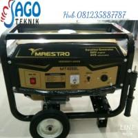 Termurahh Genset Maestro Mt4000L 2.500 W