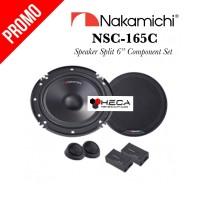Harga Nakamichi Speaker Split 6 Travelbon.com