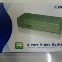 Video Splitter Vga ATEN 4 Port