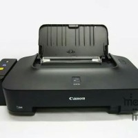 Printer Canon IP 2770 inkjet + infus tabung