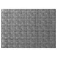 Jual IKEA ORDENTLIG Alas/Tatakan Piring, 45x32 cm, Abu-abu Berkualitas