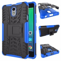 Murah!! Rugged Armor Case Lenovo P1M P1Ma40 Softcase Casing Cover Kick