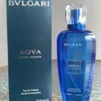 Bvlgari Aqva Botol Cembung Parfum Original Reject
