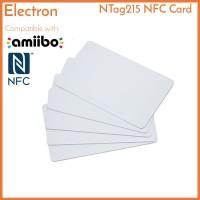 RFID NFC NTag215 Card - Programmable NTag Tag 215 Kartu Amiibo TagMo
