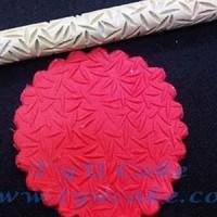 R04 Rice Rolling Pin Polimer 16CM