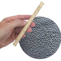 R08 Lost Point Cornelli Rolling Pin Polimer 16CM