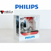 Bohlam Lampu Mobil PHILIPS H7 Xtreme Night Vision ORIGINAL 100 Sorot
