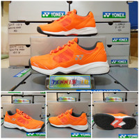 Sepatu Tenis Yonex Power Cushion Lumio - Orange