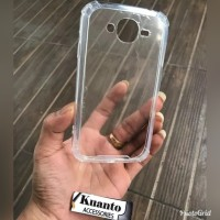 Case Anticrack Fiber Samsung Grand Neo/Plus/Soft Case Cover Clear Slim