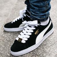 Puma Sepatu Sneaker Suede Classic BBOY Fabulous Original 36536201 978af8c13