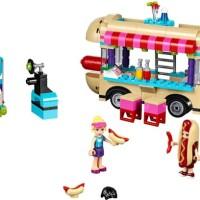 Lego 3 X Hotdog Hot Dog Sausage /& Bun Roll Minifigure Not Included Food Party