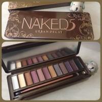 Naked 5 ~ Eyeshadow Palette ~ Makeup Pengantin ~ Jual Alat Makeup