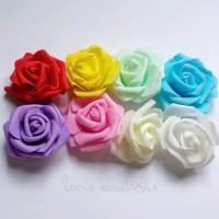 Bunga Mawar Spon Besar