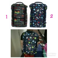 Harga smiggle backpack zip top tas   Hargalu.com