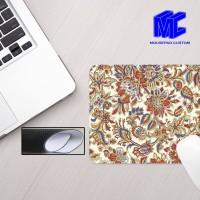 Mouse pad gambar batik nusantara 2 new design custom, mousepad gaming