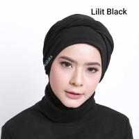 Turban Lilit Kaloka - Black