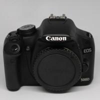 canon 500d lensa kit