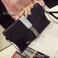 T1873 Tas fashion korea handbag wanita import tas bahu shoulder bag