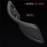 Softcase Leather Auto Focus Original Case Cover Casing HP Oppo F7
