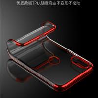 Softcase TPU Cafele Luxury Planting Case Cover Casing Xiaomi Mi Max 3