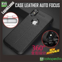 Softcase Leather Auto Focus Original Case Cover Casing Infinix Zero 5