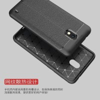 Softcase Leather Auto Focus Original Case Cover Casing HP Oppo A83