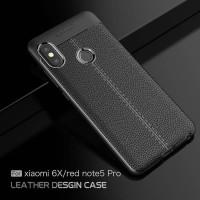 Softcase Auto Focus Original Case Cover Casing Xiaomi Redmi Note 5 Pro