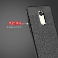 Softcase Leather Auto Focus Original Case Cover Casing Xiaomi Redmi 5