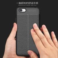 Softcase Leather Auto Focus Original Case Cover Casing HP Vivo Y53
