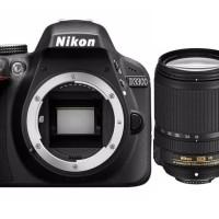 Nikon D3300 with AF-S 18-140mm VR