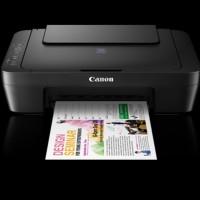 Canon E410 Printer Pixma All In One Multifungsi Multifu Diskon