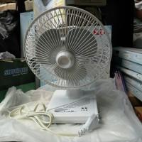 Harga maspion kipas angin meja desk fan f 15 da warna | DEMO GRABTAG