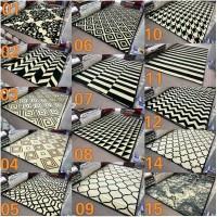 Karpet skyrugs 210x310 karpet monochrome designt