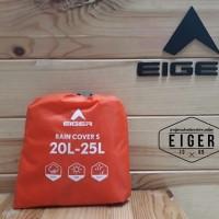Coverbag Eiger Cover Bag Tas 20L-25L
