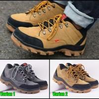 Sepatu Outdoor Safety Boots Tracking Pria Original Kickers Gortex