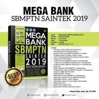 Buku SBMPTN SAINTEK / IPA 2019, Mega Bank + CD CAT