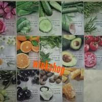 NATURE REPUBLIC REAL NATURE MASK SHEET 20gr