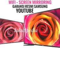 SAMSUNG SMART TV LED 32 INCH UA32N4300AK RESMI SCREEN MIRRORING WIFI