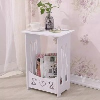 Coffee table minimalis/ Meja pajangan + rak majalah/meja kecil MH529B
