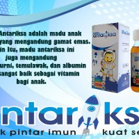 madu gemuk untuk anak di apotik