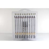 BPOM implora pensil silver - PENSIL ALIS IMPLORA / CELAK / EYEBROW PEN