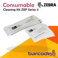 CLEANING KIT ID CARD PRINTER ZEBRA ZXP SERIES 3 | ZXP3