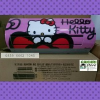 Best Seller 1 5pk Hello Kitty kipas angin model ac Sejuk