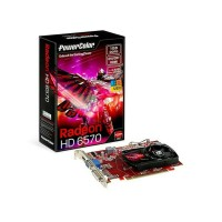 PowerColor HD 6570 1GB DDR3 128 Bit VGA Card Radeon Diskon