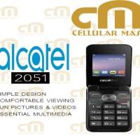 Alcatel 2051D GARANSI RESMI hp handphone