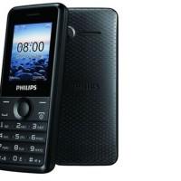 Philips Xenium E103 - Merah hp handphone